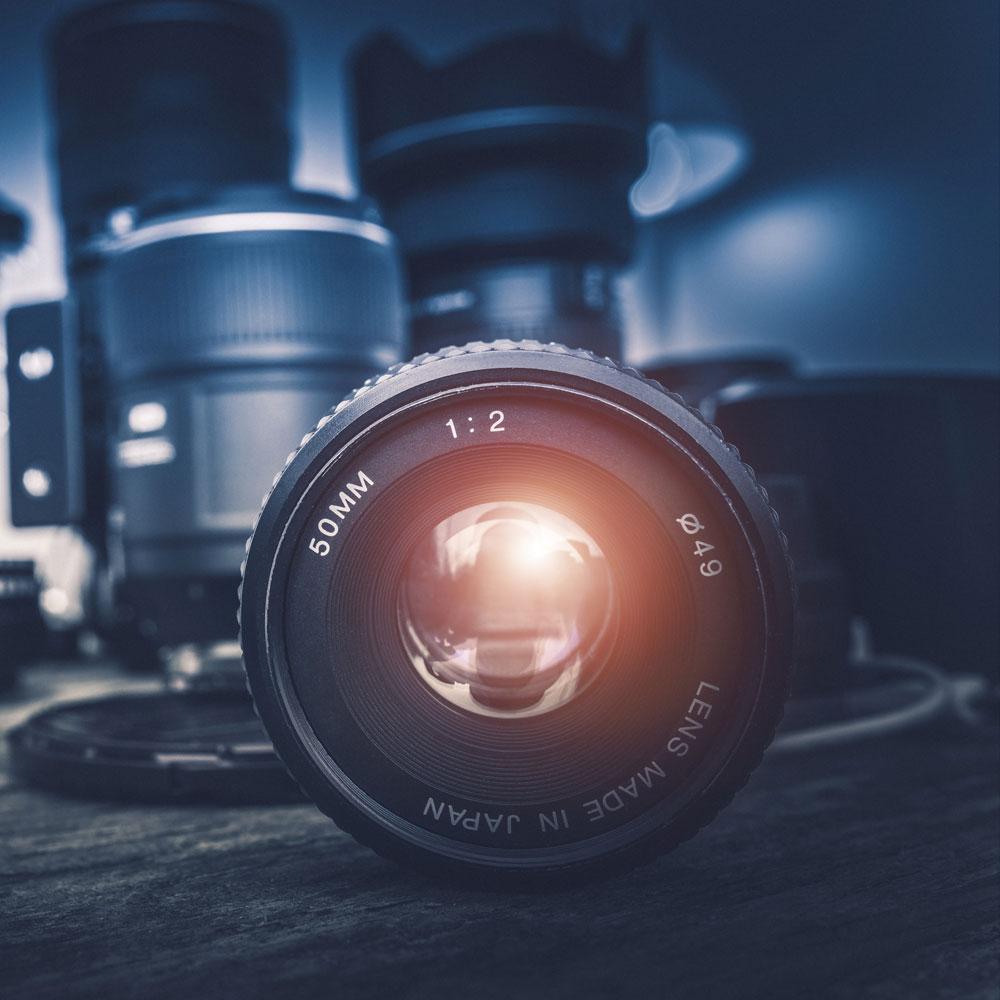 Fotografía reflex vs gopro